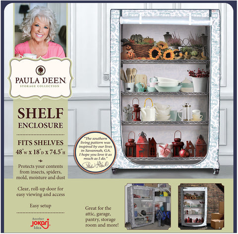 Shelf Enclosure - Paula Deen Everyday