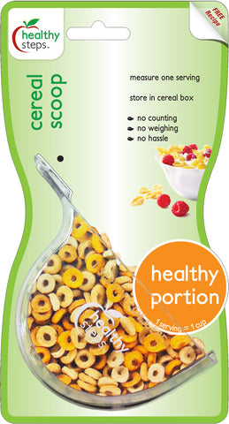 Cereal Scoop (Healthy Steps)