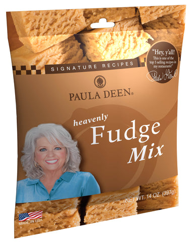 Ooey Gooey Heavenly Fudge Mix - Paula Deen