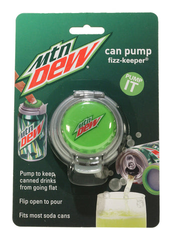 Can Pump - Mountain Dew