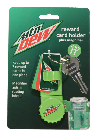 Reward Card Holder - Mountain Dew