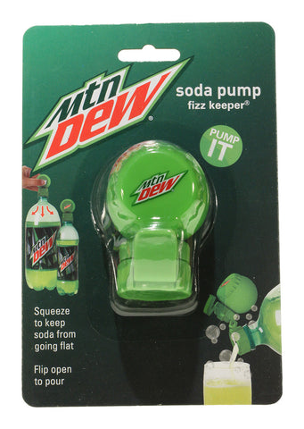 Soda Pump - Mountain Dew