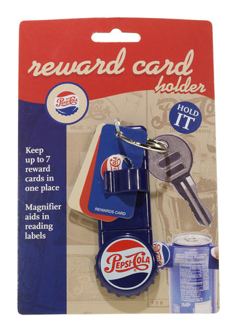 Reward Card Holder - Pepsi Heritage
