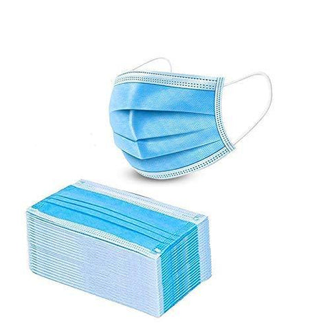 Disposable Face Mask - 3 PLY Filtering 50pcs - UCG