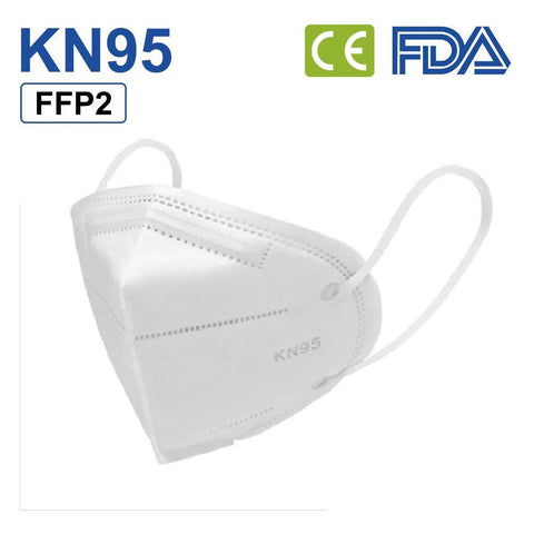 KN95 FFP2 Face Masks 50 Packs - UCG