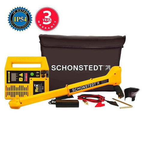 Schonstedt Rex Multi-Frequency Pipe & Cable Locator