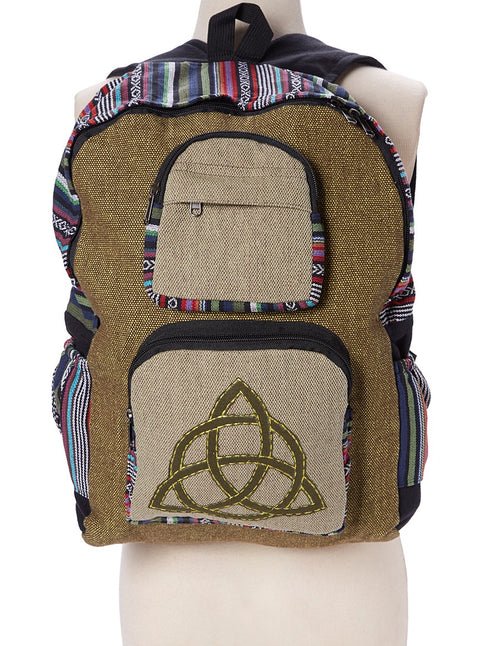 Celtic Cotton Backpack