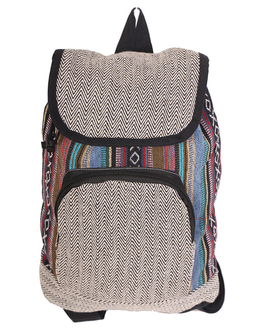 Mini Tribal Backpack