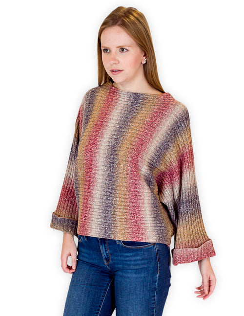 Palila Dolman Sleeve Sweater