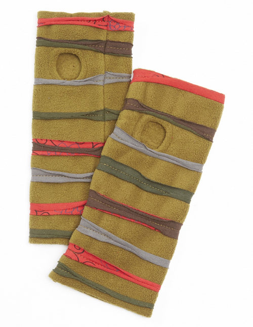 Fleece Arm Warmers