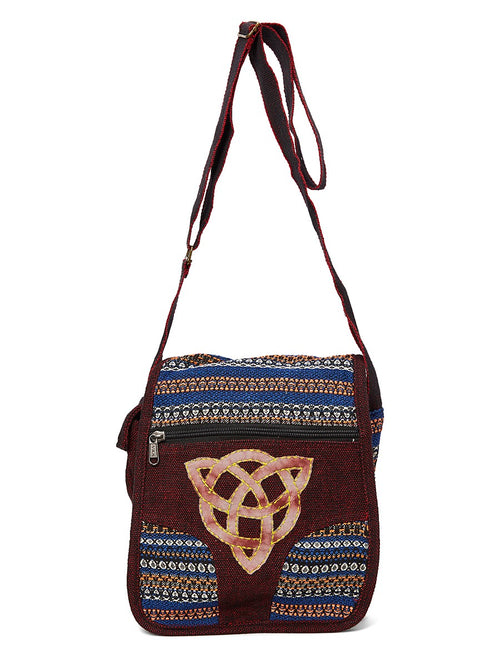 Celtic Tribal Messenger Bag