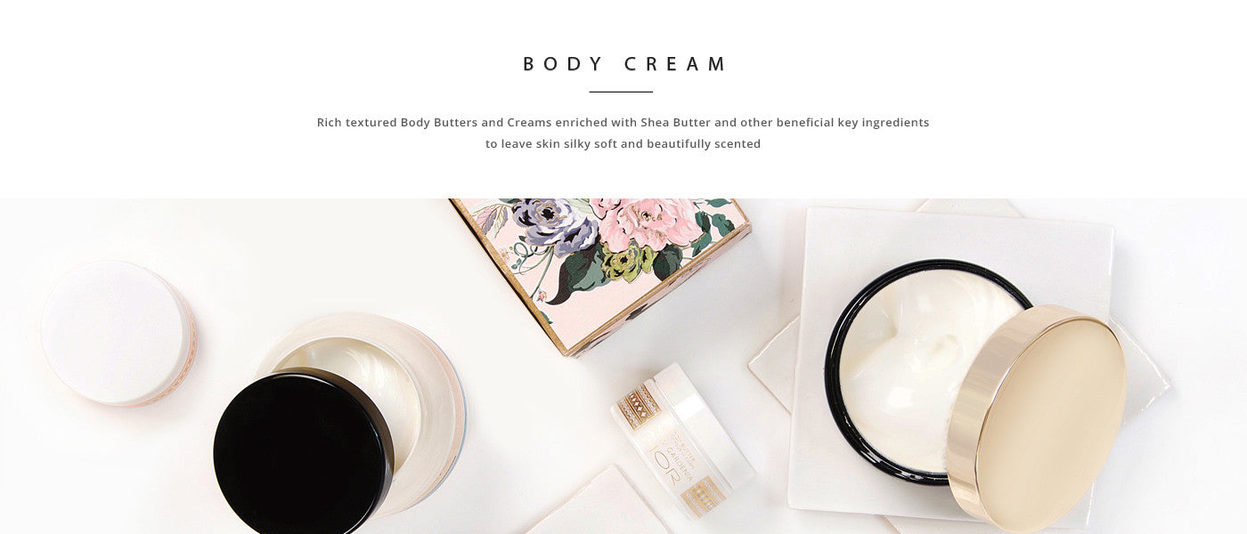 Body Butter / Cream