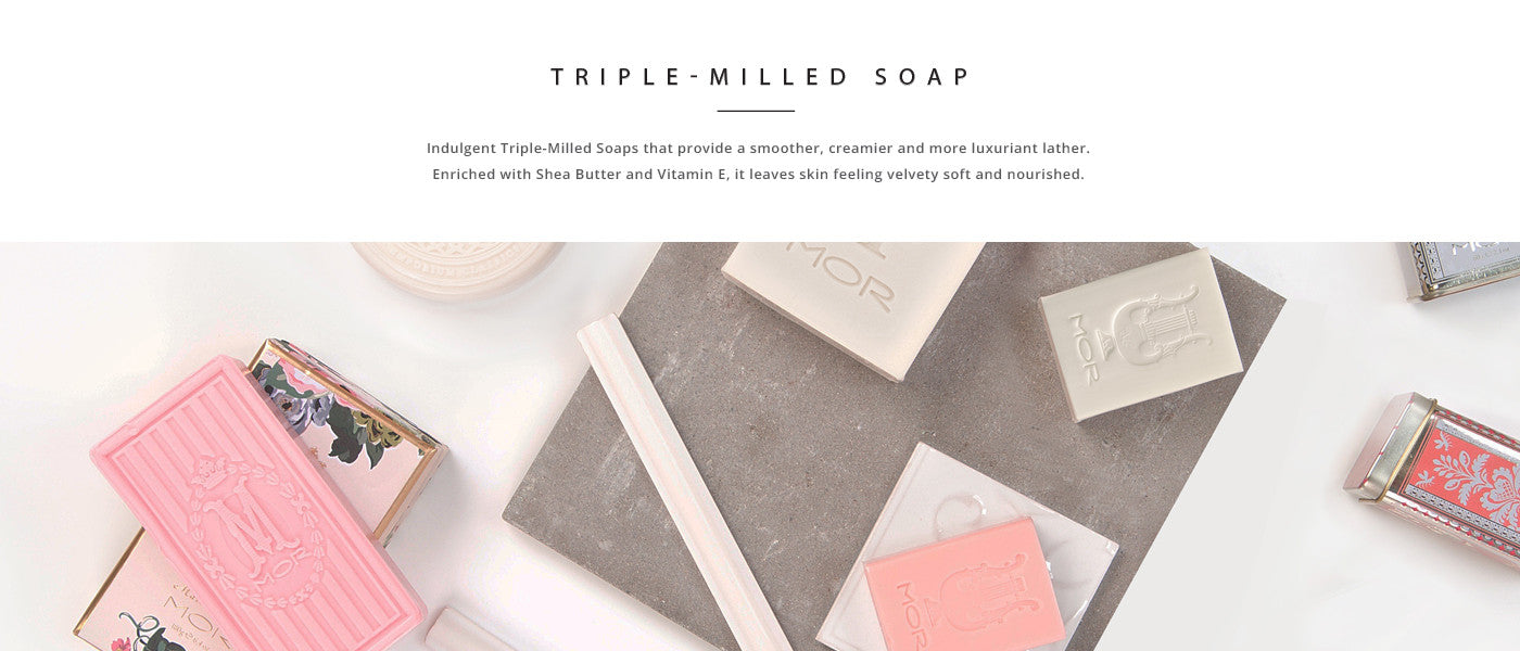 Triple-Milled Soap