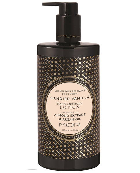 Candied Vanilla Hand & Body Lotion 500ml
