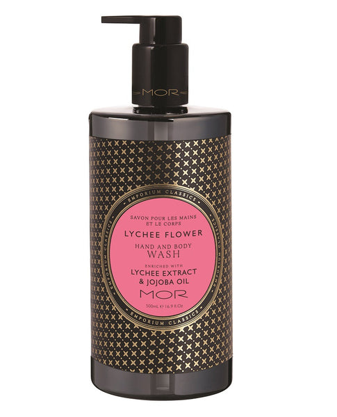 Lychee Flower Hand & Body Wash 500ml