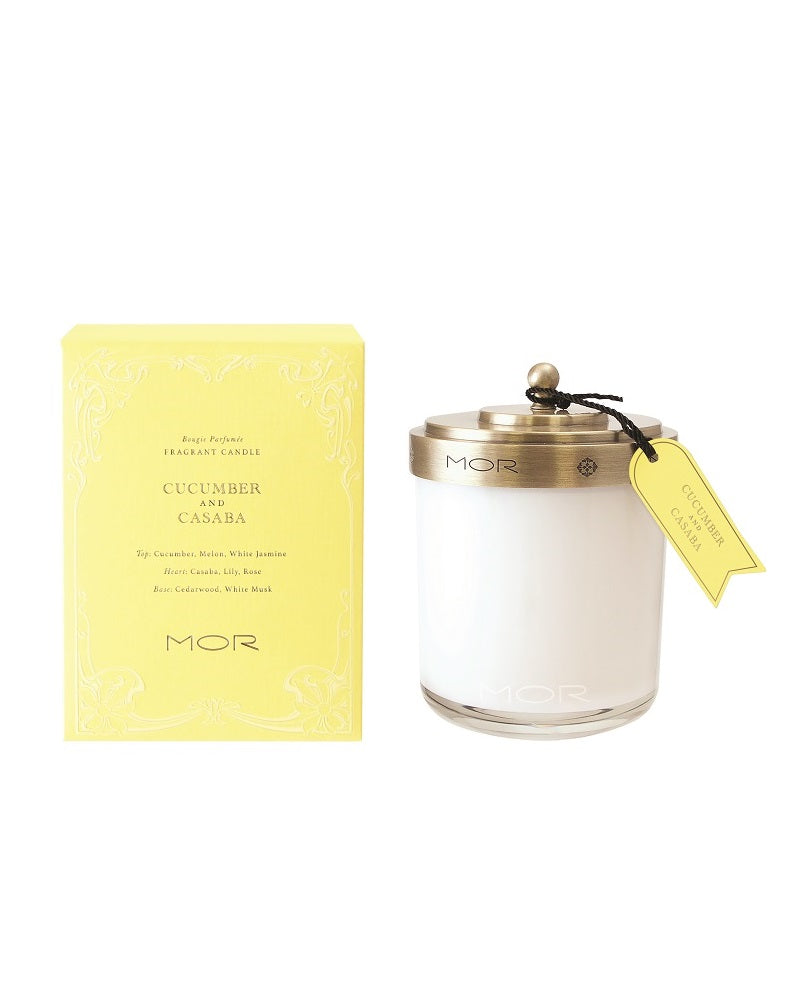 Cucumber & Casaba Fragrant Candle