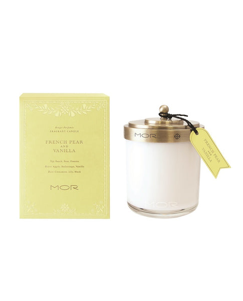 French Pear & Vanilla Fragrant Candle