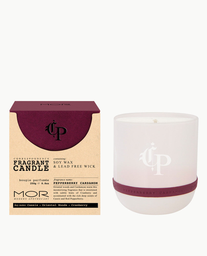 Pepperberry Cardamom Fragrant Candle