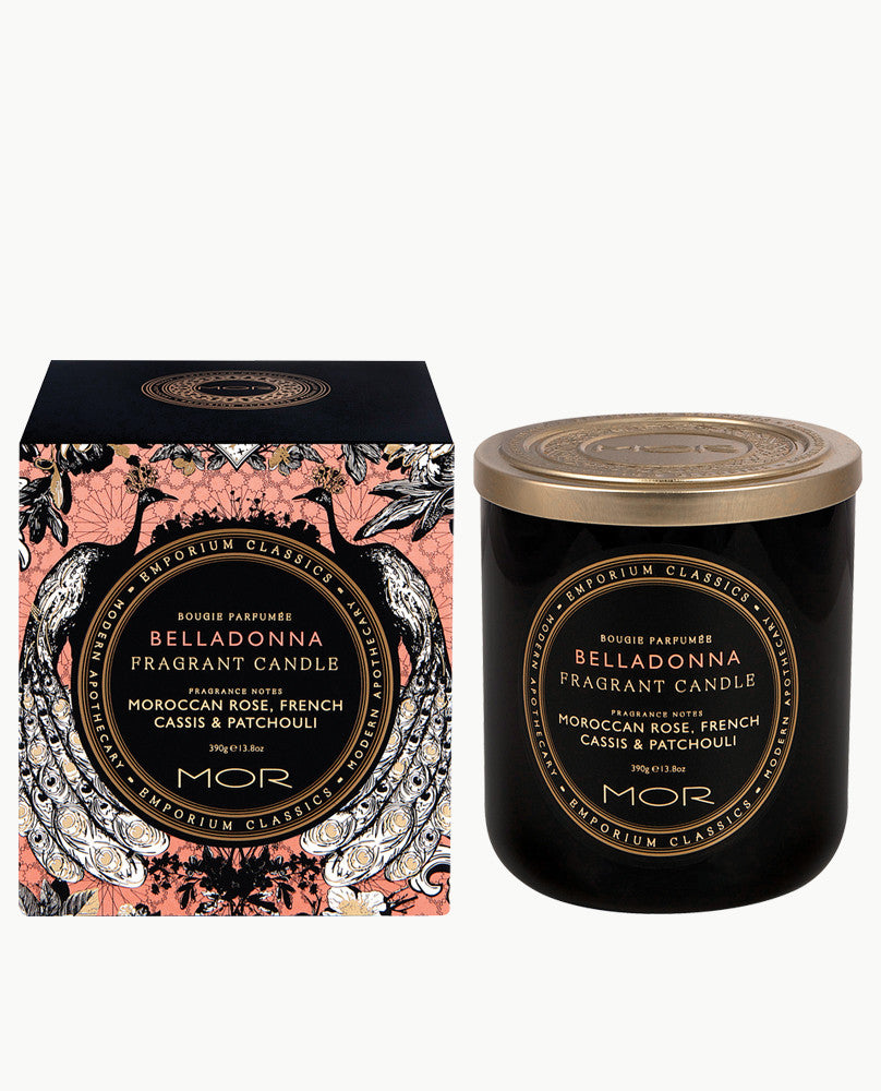Belladonna Fragrant Candle