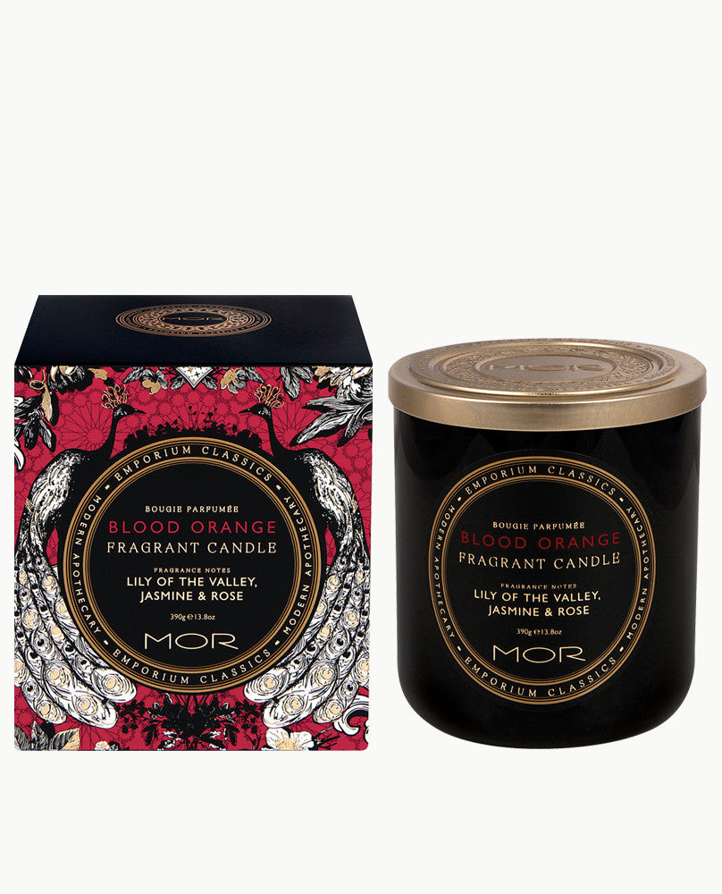 Blood Orange Fragrant Candle