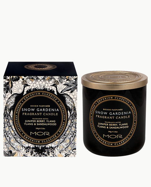 Snow Gardenia Fragrant Candle