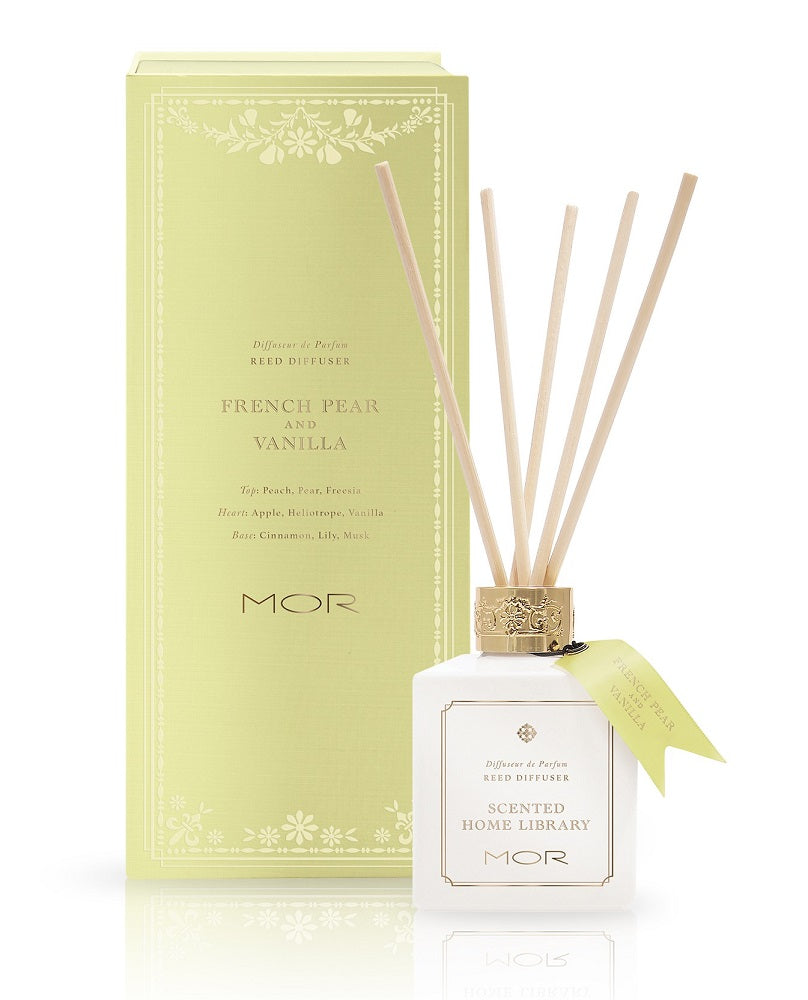 French Pear & Vanilla Reed Diffuser