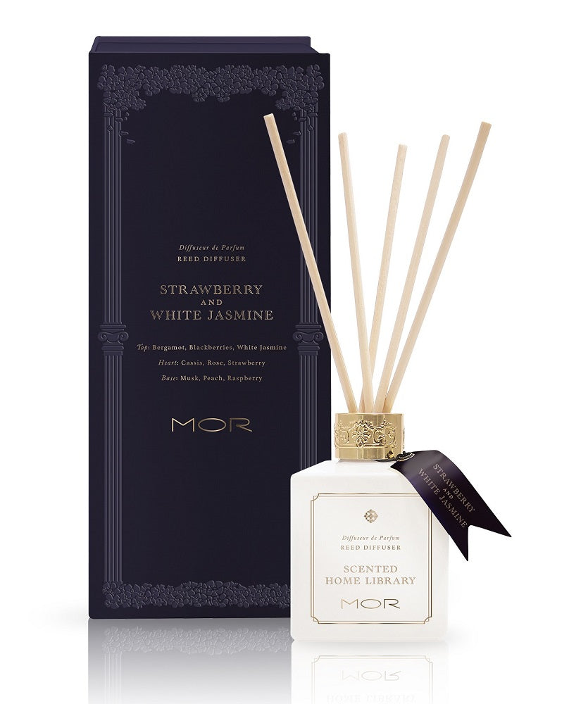 Strawberry & White Jasmine Reed Diffuser