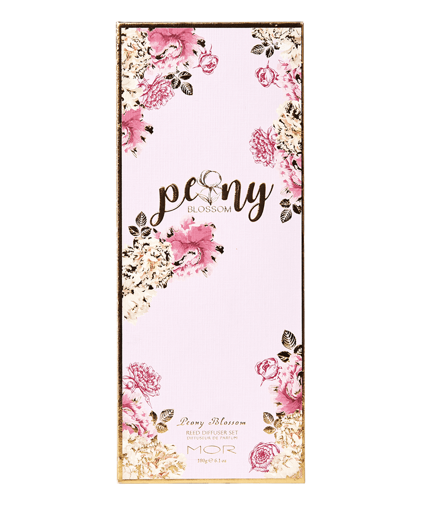Peony Blossom Reed Diffuser 180mL