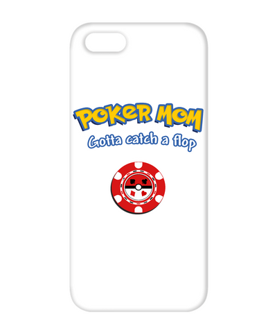 Poker Mom Phone Case