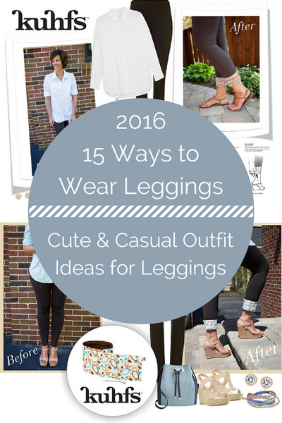 15 Stylish Ways to Wear Leggings