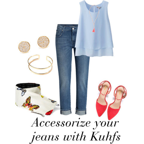 Kuhfs Summer outfit ideas | Womens fashion accessory boutique