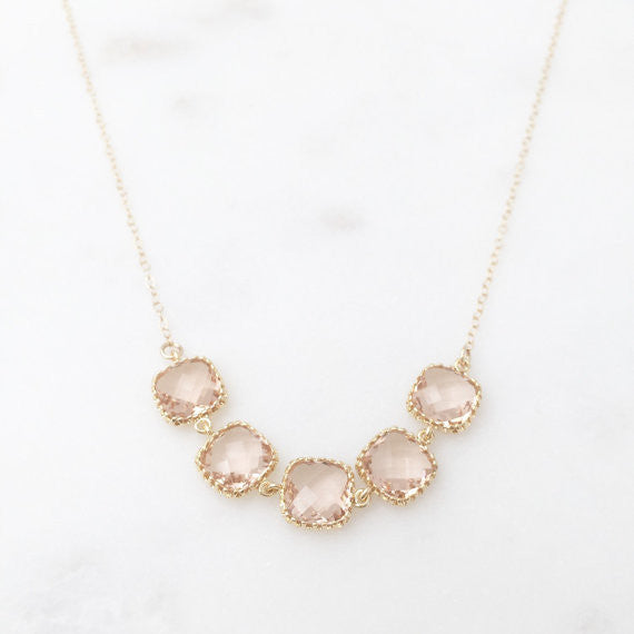 Adeline Necklace - Back In Stock!