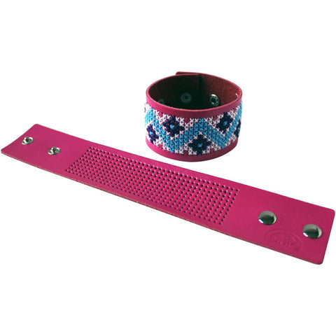 DMC - Charles Craft-Stitchable Cuff - PINK