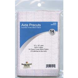 "Design Works - 14 Count Aida 15""x18"" - SPARKLE"
