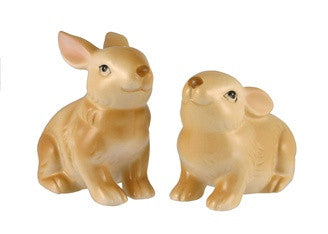 Bunny Rabbit Salt & Pepper Shakers