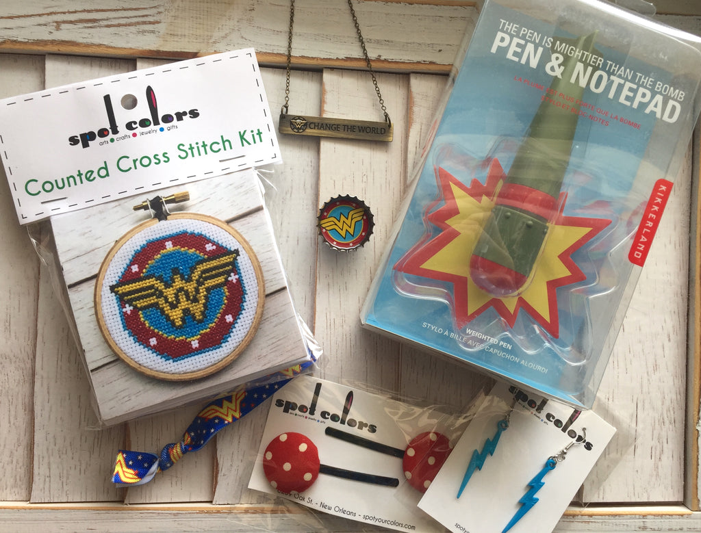 Wonder Woman Fun Box