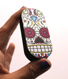 Sugar Skull Nail File Trio Streamline