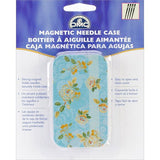 DMC Magnetic Needle Case - Floral