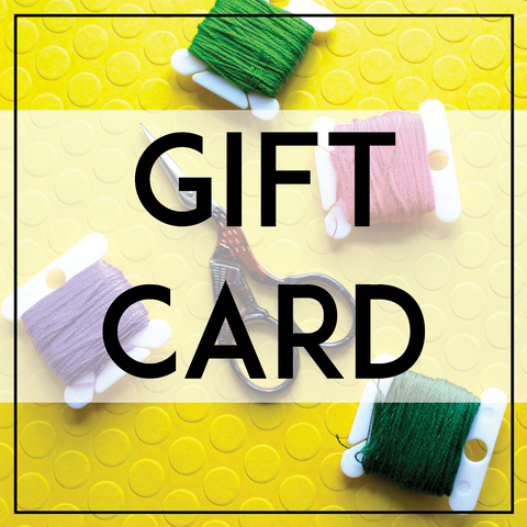 Spot Colors Gift Card