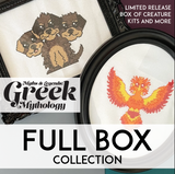 Greek Myths Collection Box