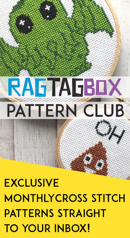 RagTagBox - PATTERN CLUB