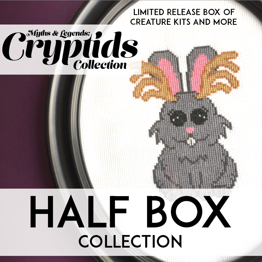 Cryptids Collection: Half Box