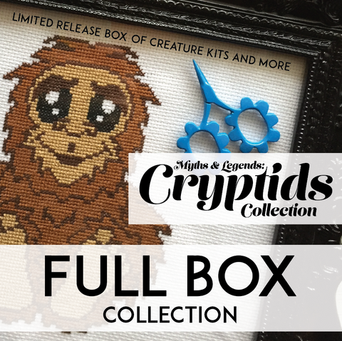 Cryptids Collection: Full Box