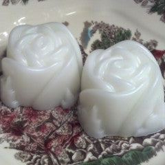 Scented wax Rosebud Cake Melts-YOU choose scent!