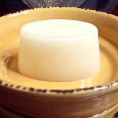 Lemon Sugar Scented Wax Melt Cup
