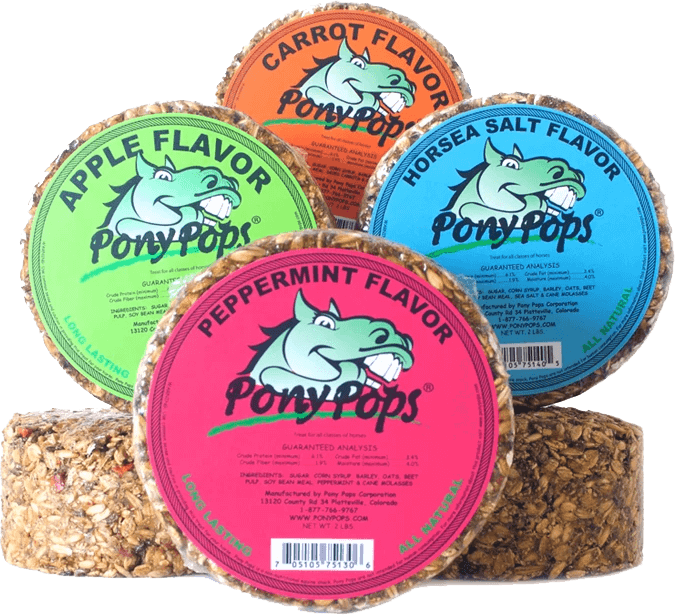Pony Pop  6 Pack - Any Flavors