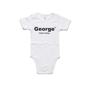 George FM 'Beats Crying' Mini-Me One Piece