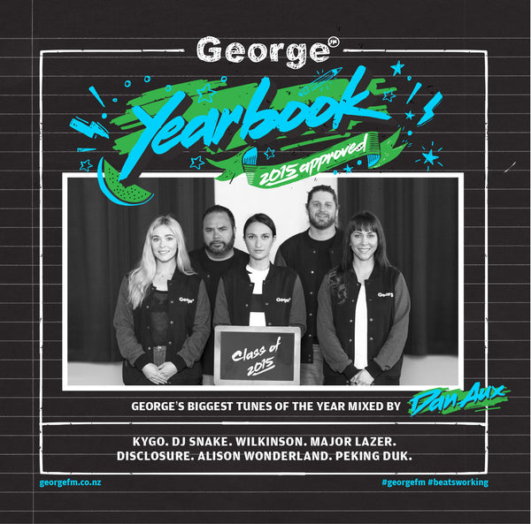 George FM Yearbook 2015 - BACK IN STOCK