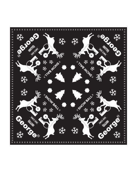 Snowball 2016 - Bandana in Black