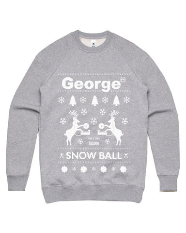 Snowball 2016 - Jumper in Grey (Unisex)